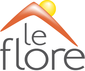 Le Flore – Hébergement / Logement Jeunes – Le Mans Logo